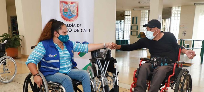 Personas Con Discapacidad Que Requieran Sillas De Ruedas Y Bastones Podrán Inscribirse