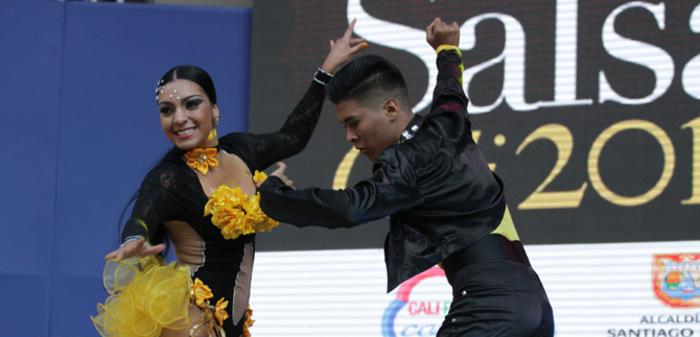 Bailarines de seis países del mundo se lucirán en el XI Festival Mundial de Salsa
