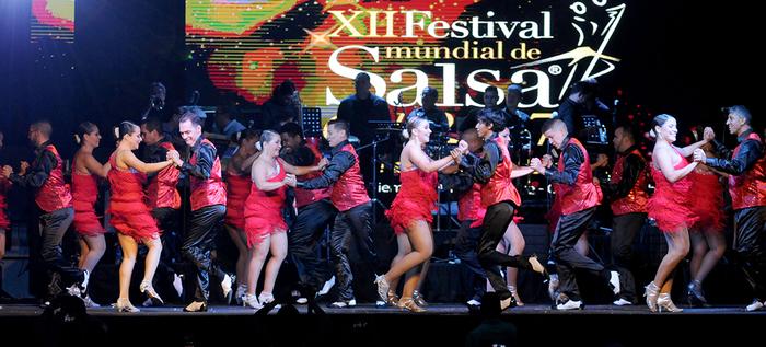 Mucha salsa y sabor en el Xll Festival Mundial de Salsa