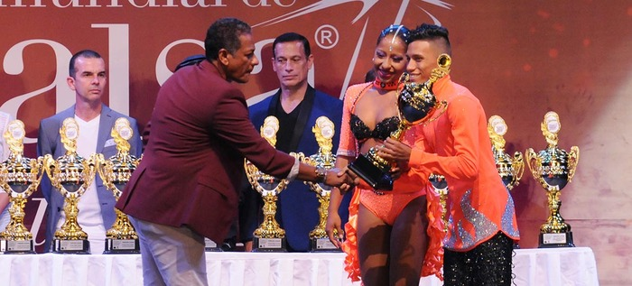 Ganadores XII Festival Mundial de Salsa