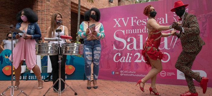 Cali Celebra 15 Años De Festival Mundial De Salsa