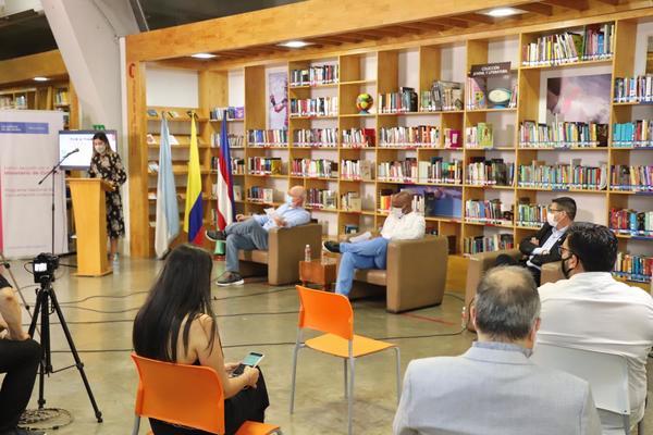 Apertura Virtual De La Feria Internacional Del Libro
