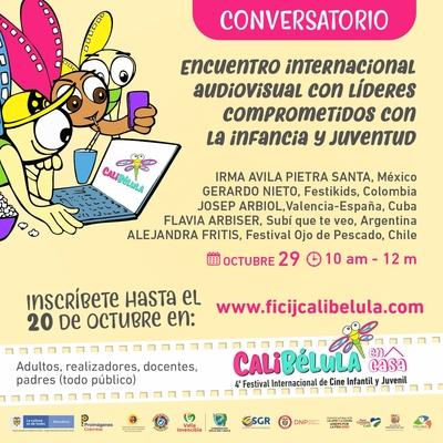Festival De Cine Infantil Y Juvenil Calibélula