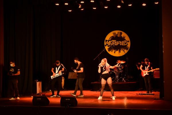 Participe En Vivo De La Final Del Concurso Musical Metrópolis