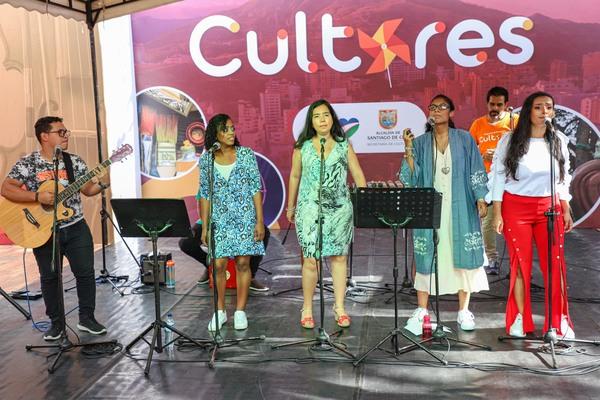 Jóvenes Y Niños, Futuros Músicos, Beneficiados En ´Cali Una Sola Voz`