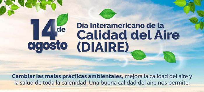 Con acciones por Cali, conmemoramos el 'Día Interamericano de la Calidad del Aire'