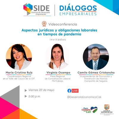 Diálogos Empresariales del SIDE