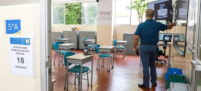 Colegios públicos en Cali iniciarán clases virtuales el 1 de febrero
