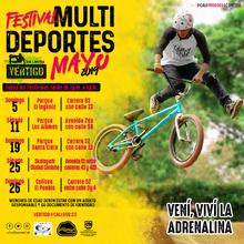 Festival Multi Deportes - Mayo 2019