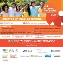 Convocatoria programa de empleo inclusivo