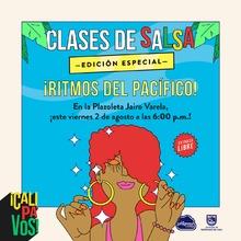 ¡Clases de salsa gratis! Edición Especial