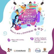 Festival de Talentos LGTBI