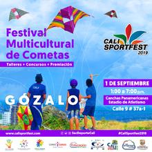 Festival Multicultural de Cometas 2019