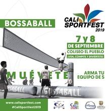 Show de Bossaball - Cali SportFest2019