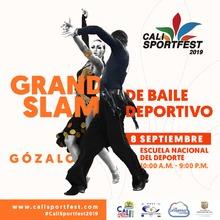 Grand Slam de Baile Deportivo - Cali SportFest2019