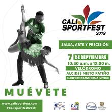 Salsa, Arte y Precisión - Cali SportFest2019