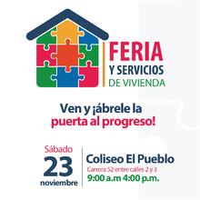 Octava Feria y Servicios de Vivienda