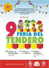 9na Feria del Tendero en Cali