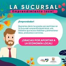 Sucursal: Emprendimiento local