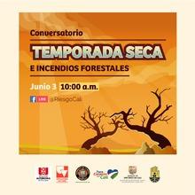 Conversatorio Temporada Seca e Incendios Forestales
