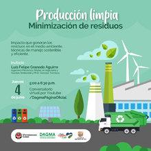 Conversatorio ambiental: Producción Limpia