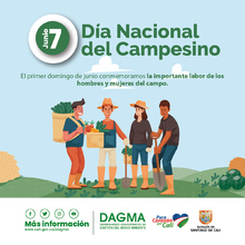 Día Nacional del Campesino