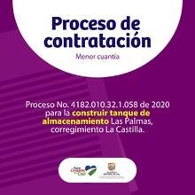 Procesos de contratación