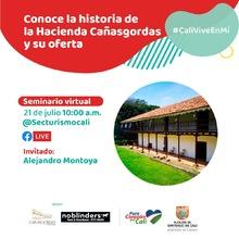 Conoce la historia de la Hacienda Cañasgordas y su oferta