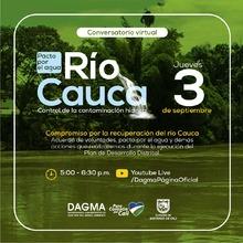 Compromiso por la recuperación del río Cauca