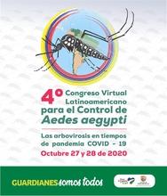 4to Congreso Virtual Latinoamericano para el Control de Aedes aegypti