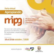 I Feria Virtual MIPG