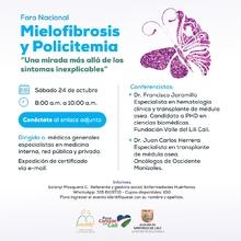 Foro Nacional de Mielofibrosis - Policitemia