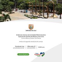 Segunda jornada de Rendición de Cuentas UAEGBS, II semestre 2020