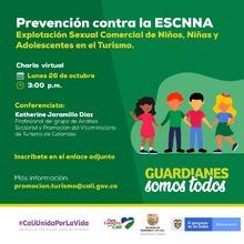 Prevención contra la ESCNNA