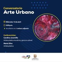 Conversatorio Virtual Arte Urbano