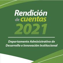 Primera Rendición de Cuentas 2021