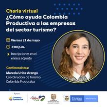 ¿Cómo ayuda Colombia Productiva a las empresas del sector turístico?