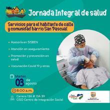 Jornada Integral de Salud