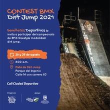 Comtest BMX - Dirt Jump 2021