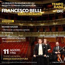 Concierto Orquesta Filarmónica de Cali