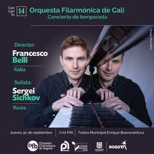 Orquesta Filarmónica de Cali
