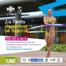 Juegos Panamericanos Junior Cali-Valle 2021