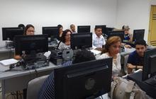 Asistentes a la jornadas de socialización y capacitación IDESC del 2017-05-15