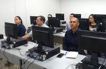 Asistentes a la jornada de socialización y capacitación IDESC del 2017-05-17