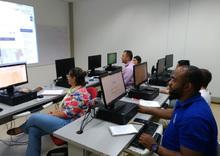 Asistentes a la jornada de socialización y capacitación IDESC del 2017-05-22