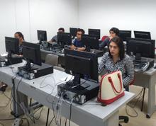 Asistentes a la jornada de socialización y capacitación IDESC del 2017-05-24