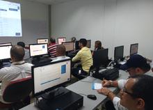 Asistentes a la jornada de socialización y capacitación IDESC del 2017-06-20