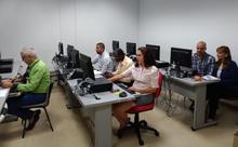 Asistentes a la jornada de socialización y capacitación IDESC del 2017-06-22