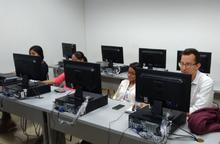 Asistentes a la jornada de socialización y capacitación IDESC del 2017-06-28