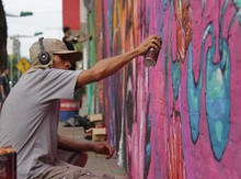Graficalia, el primer festival de arte urbano en Cali